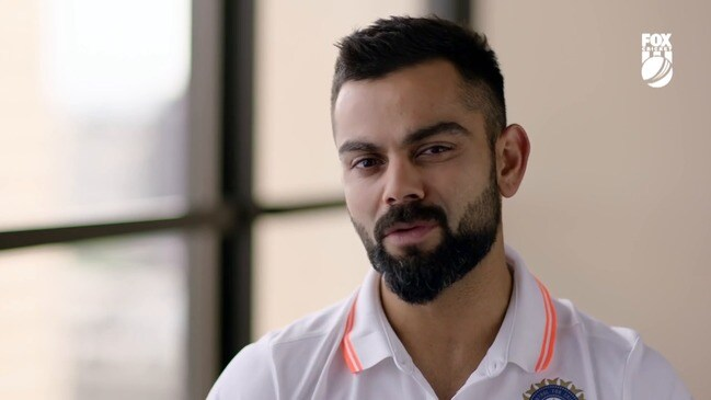 Gilly's exclusive with Virat Kohli