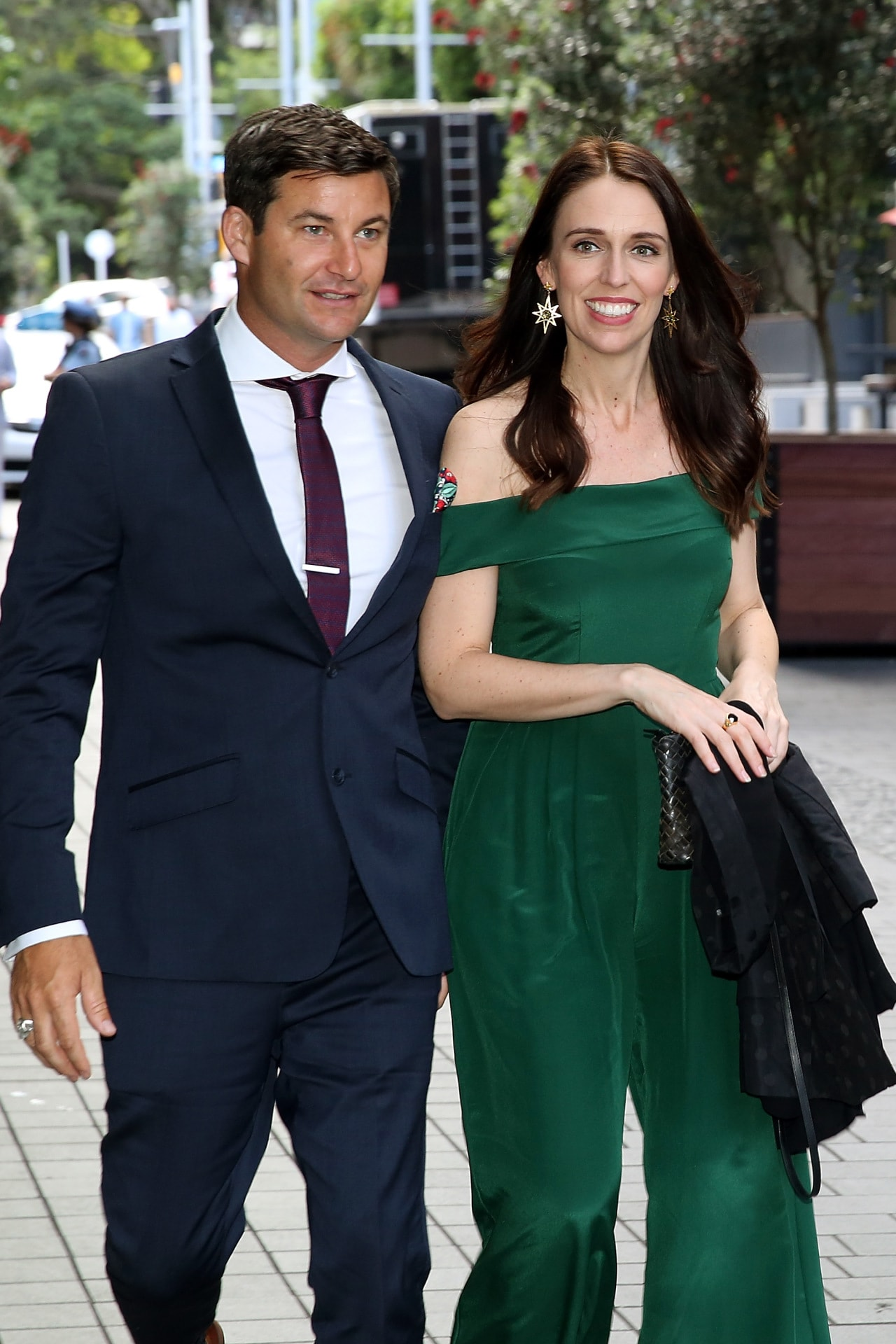 New Zealand Prime Minister Jacinda Ardern is engaged to Clarke Gayford
