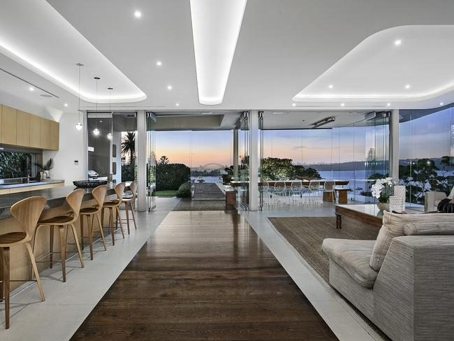 20A Vaucluse Rd, Vaucluse, sold for more than $30m and also had iconic views