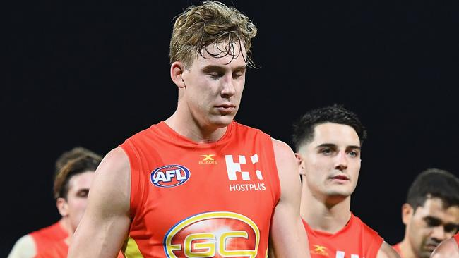 "Tom Lynch is ""a bit overrated"", according to Leigh Matthews."