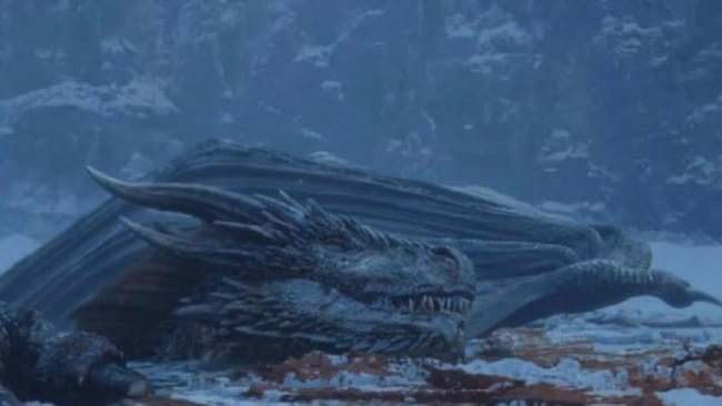 Game of Thrones Season 7: Dragon Viserion is dead and it