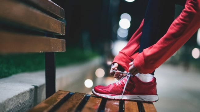 I mean, it would be nice to run after dark. Image: iStock.