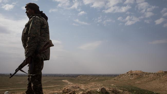 Victory over ISIS to be announced in 'a few days' according to commander - NEWS.com.au image