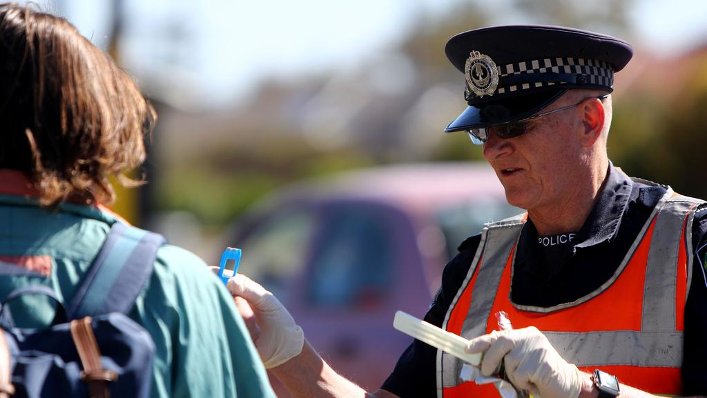 SA police scale back roadside drug-driving tests | Adelaide Now