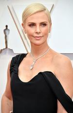 Charlize Theron attends the 92nd Annual Academy Awards at Hollywood and Highland on February 09, 2020 in Hollywood, California. (Photo by Amy Sussman/Getty Images)