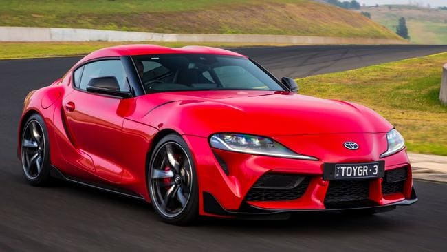 Toyota has brought its cult sports back with an almighty bang.
