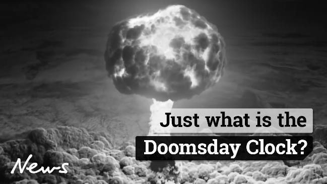 Just what is the Doomsday Clock?
