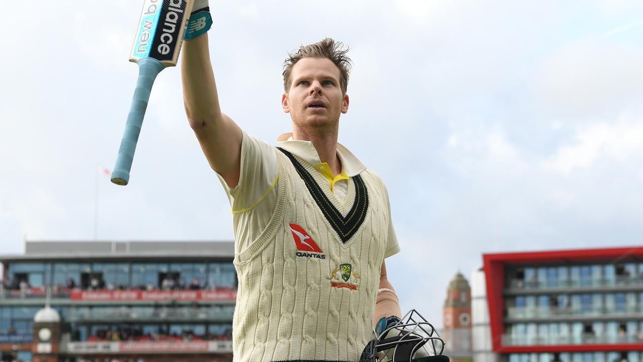 Rarefied air. Smith is within sight of an incredible Bradman record