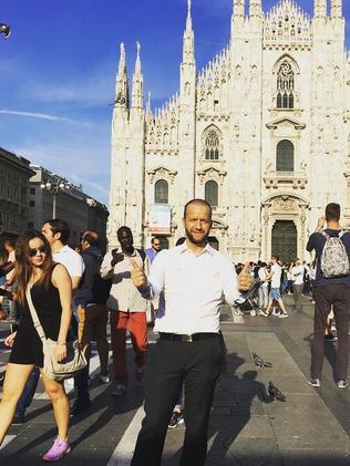 Average Joe's reality of Il Duomo, Milan.