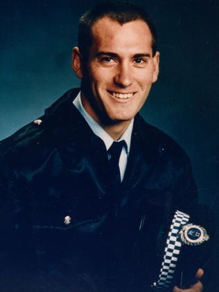 Former NSW Police officer Ashley Bryant, 44, suffered from PTSD before he took his own life.