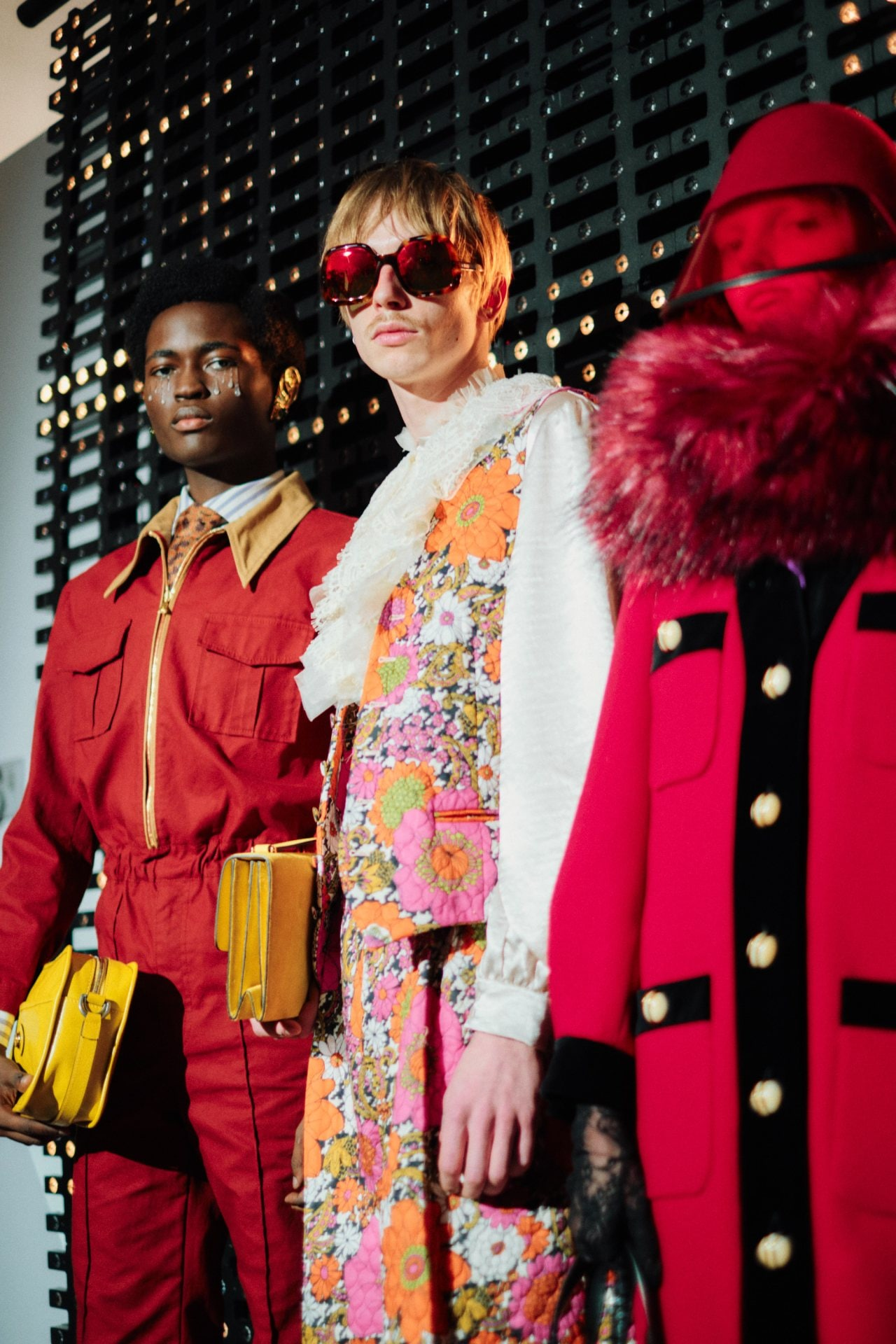 Watch the Gucci resort 2020 show live from Rome