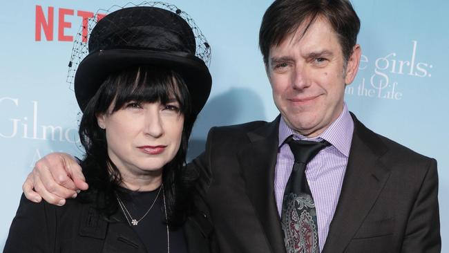 Amy Sherman-Palladino spent four years as a writer on Roseanne while Daniel Palladino worked as a writer on Who's The Boss?