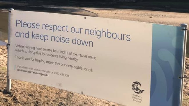 Sydney residents slam 'ridiculous' sign