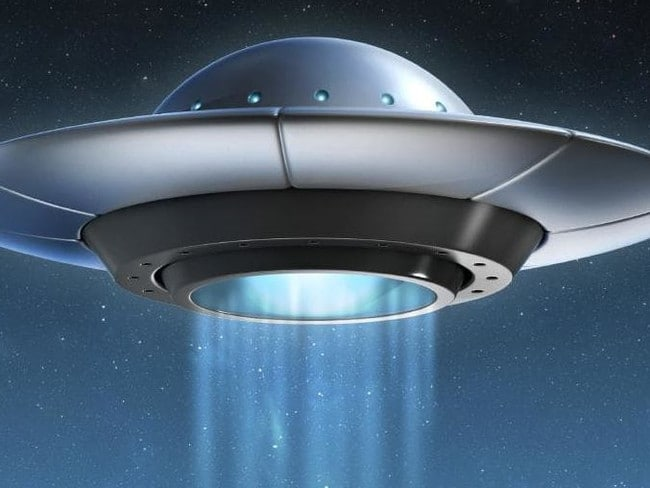 The US Navy has issue new guidelines on how pilots should report apparent UFO sightings. Picture: Supplied