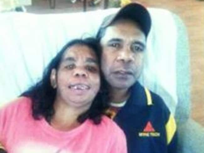 Sandra Boney and Roger Adams, who died from drinking moonshine in the outback town of Collarenebri in February and March last year. Picture: News Corp.