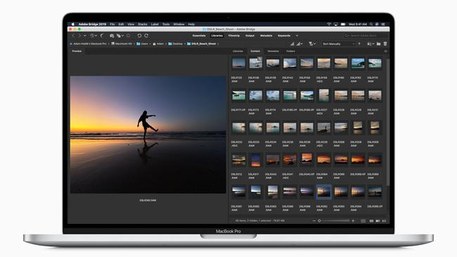 Every new Mac ships with macOS Catalina.