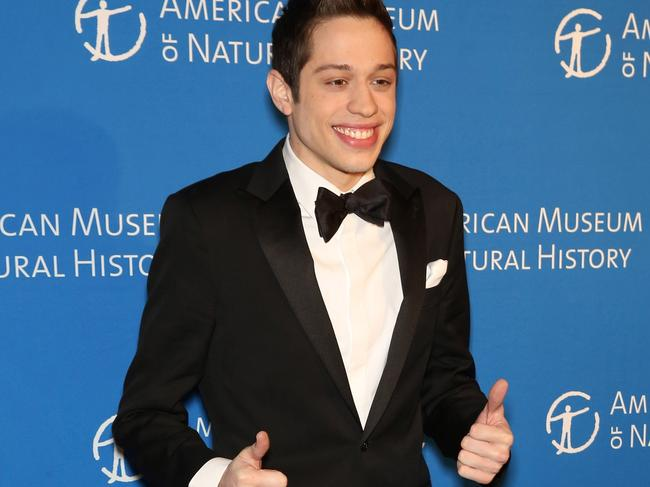 Pete attends the American Museum of Natural History Museum Gala held at the AMNH in NYC. Picture: Splash