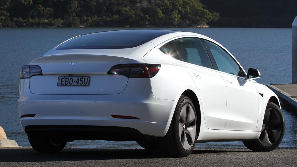 Tesla Model 3 Standard Plus Australian review, price ...