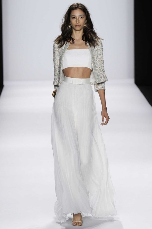 Badgley Mischka ready-to-wear spring/summer '15