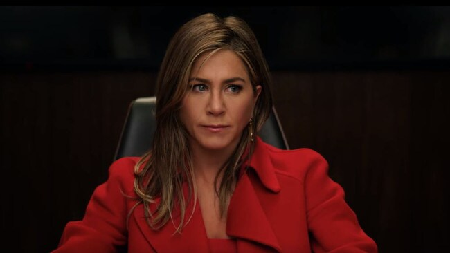 The Morning Show looks to be Aniston's best role in years.