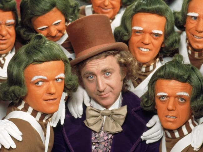 Willy Wonka star Gene Wilder has died of complications from Alzheimer's disease. He was 83.