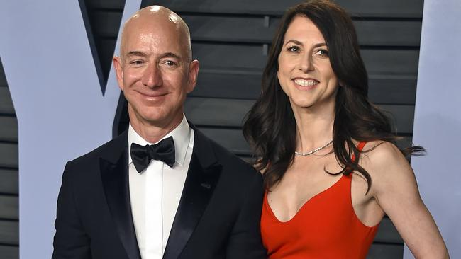 eff Bezos and wife MacKenzie Bezos announced their separation after 25 years of marriage yesterday via social media.