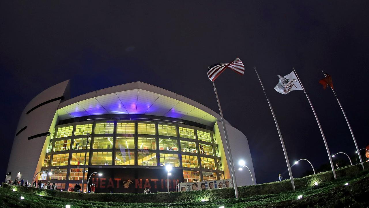 From American Airlines Arena to ... 'The BBC'