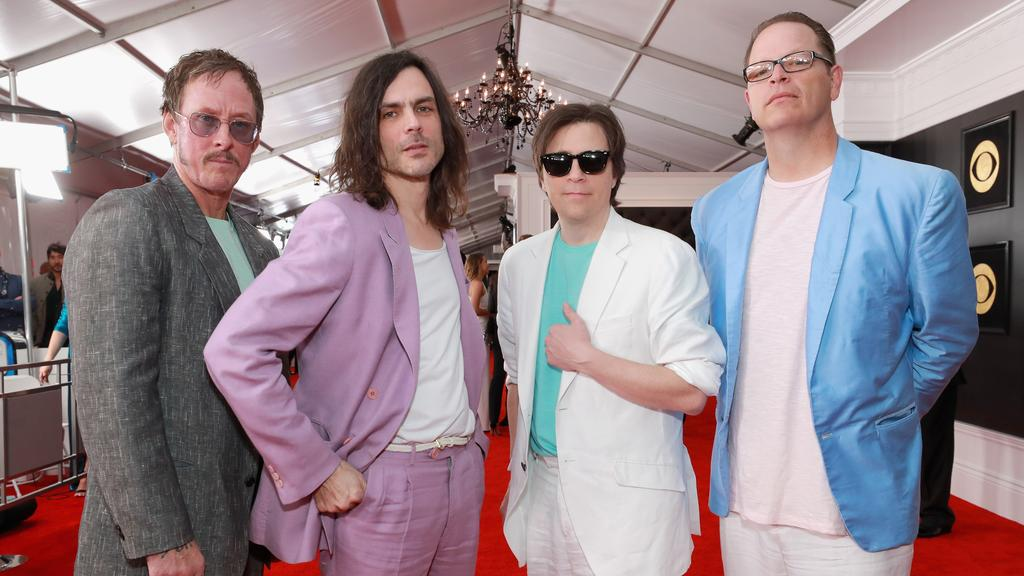 Also on the bill are alt-rock legends Weezer. Picture: Rich Fury/Getty Images