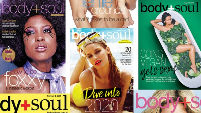 Celebrating 20 years of body+soul!