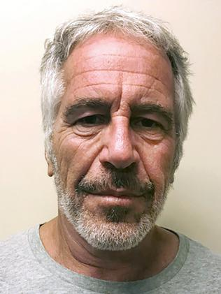 Convicted sex offender Jeffrey Epstein. Picture: New York State Sex Offender Registry via AP