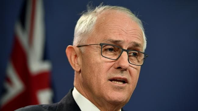 Aly accused Malcolm Turnbull of not being honest about the issue. Picture: AAP Image/Joel Carrett
