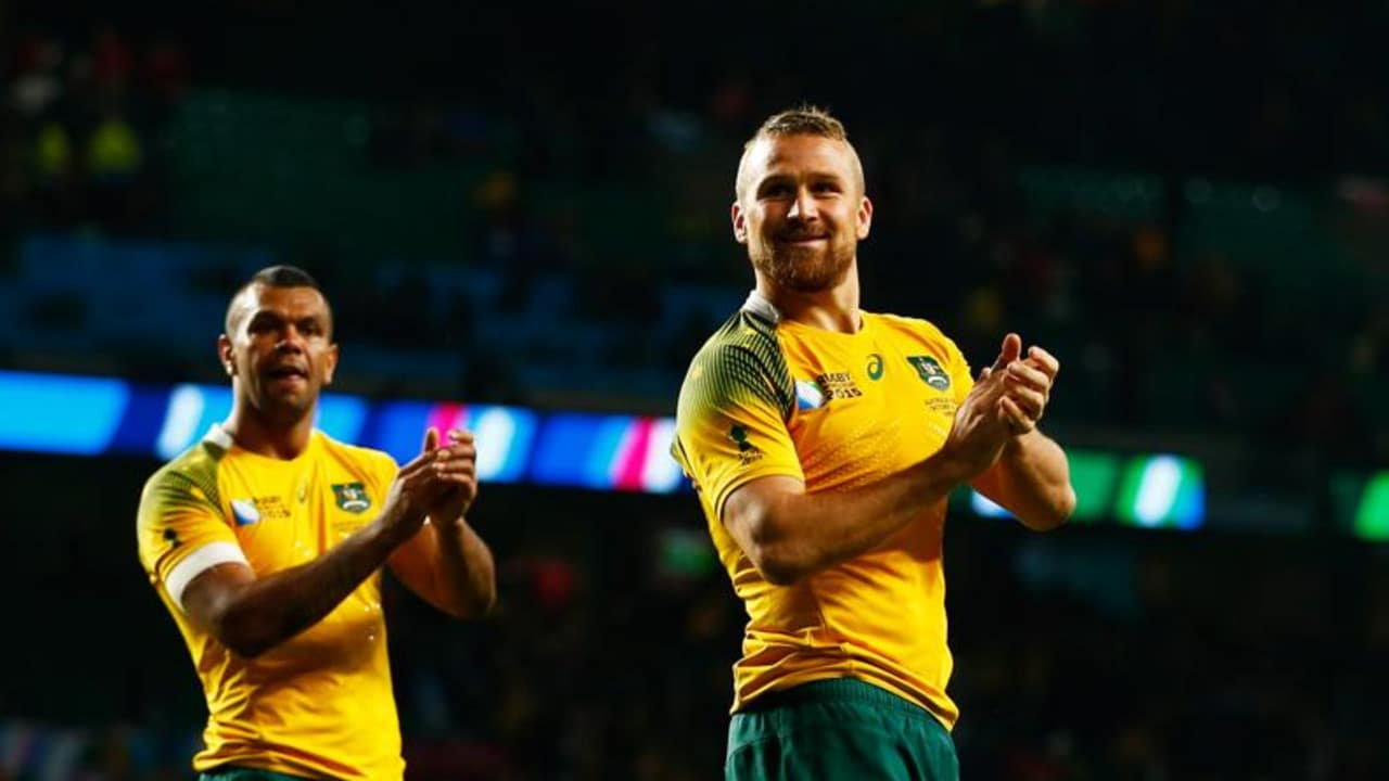 He played a key role in the Wallabies' run to the World Cup final in 2015, now Matt Giteau is favoured to help Michael Cheika's team in 2019.