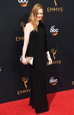 Miranda Otto attends the 68th Annual Primetime Emmy Awards on September 18, 2016 in Los Angeles, California. Picture: Getty