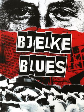 Detail from the cover of Bjelke Blues, by Edwina Shaw.
