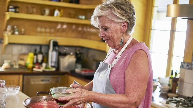 Maggie Beer started the business with her husband Colin in 1979.