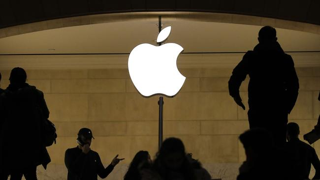 The Sydney dad said dealing with Apple was too frustrating. Picture: Drew Angerer/Getty Images/AFP.