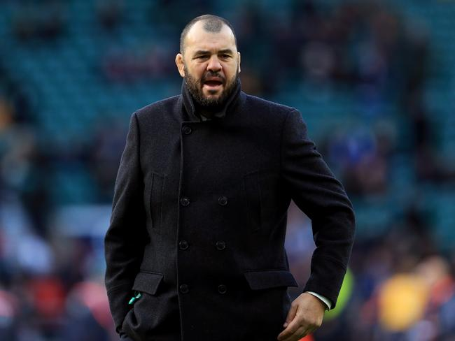 Michael Cheika has many interests — but they don't extend to Beyonce or MTV.