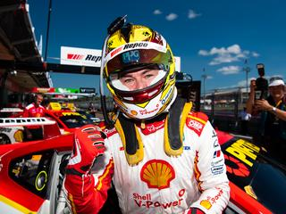McLaughlin set for history attempt after stealing late pole position