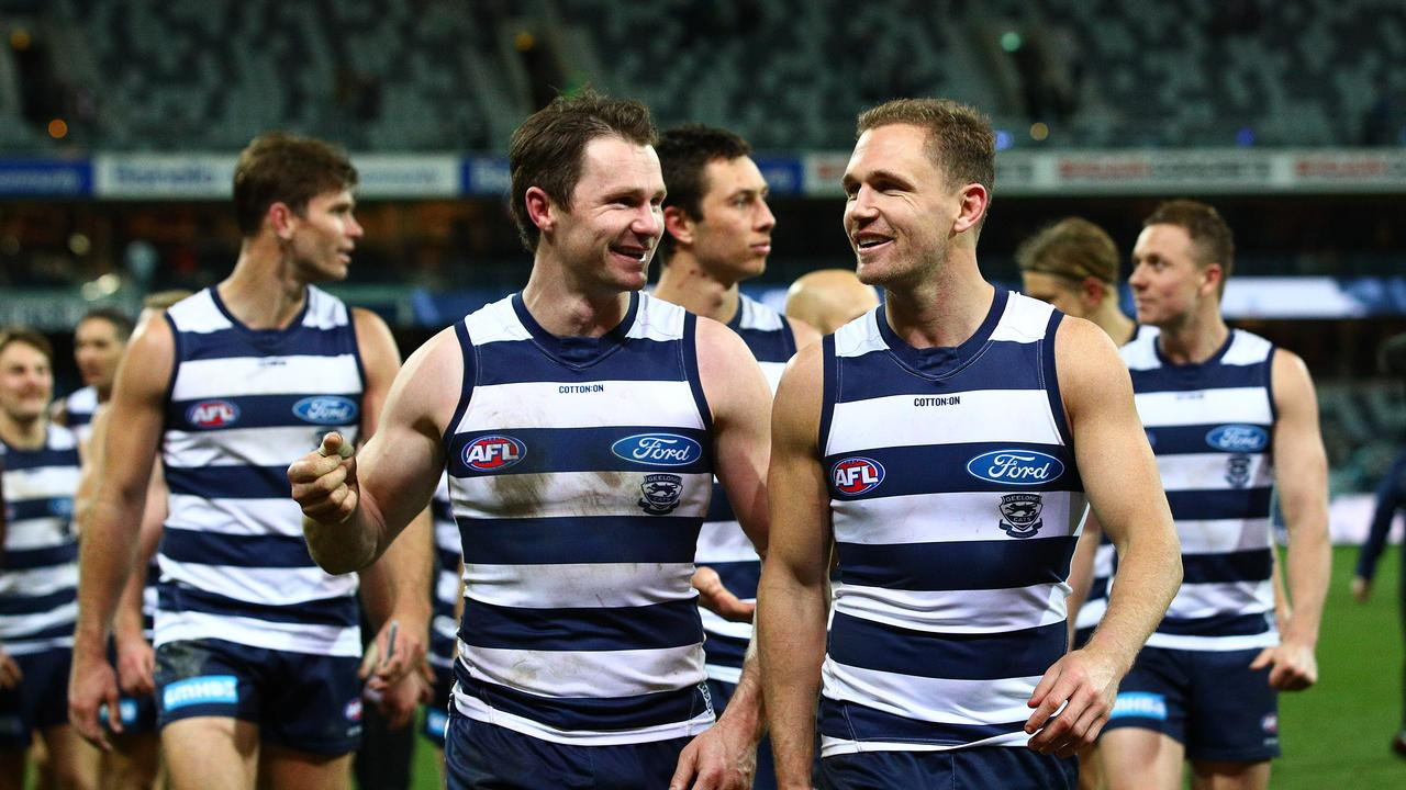 The Cats are expected to contend again this year