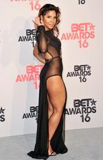 Toni Braxton attends the 2016 BET Awards on June 26, 2016 in Los Angeles. Picture: Getty