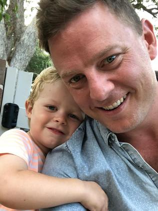 Ben Fordham said he'd like to adopt one day.