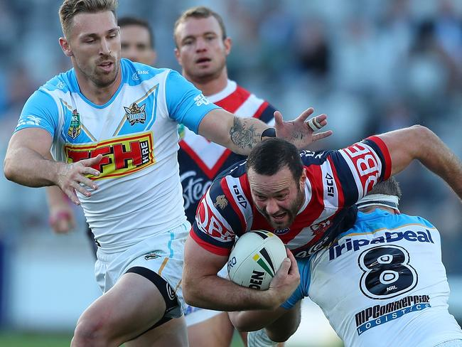 Boyd Cordner bounced back to form.