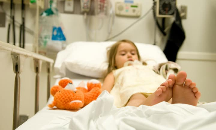 The number one reason kids visit Emergency is not what you might think