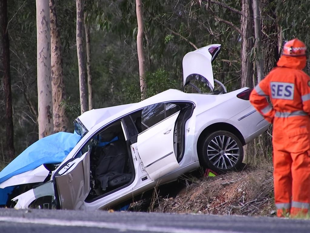 NSW road toll: Four people including 3yo girl killed in crashes