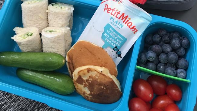 Healthy lunches for kids easy ways to pack a nutritional lunch box experiment with different options for your kids but always try and include a variety of healthy foods picture susie burrell forumfinder Gallery