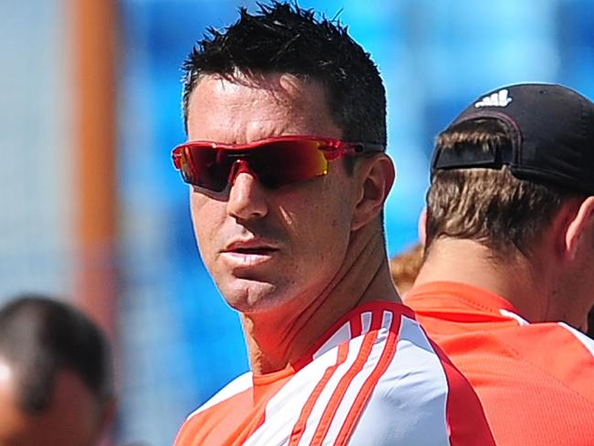 Kevin Pietersen was often painted as a man apart in the English dressing room.