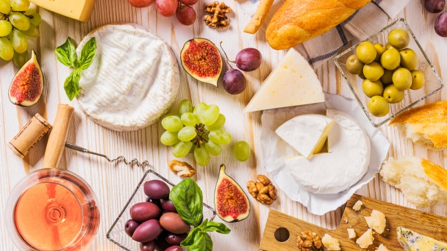 Choose the right sides for your cheese platter.