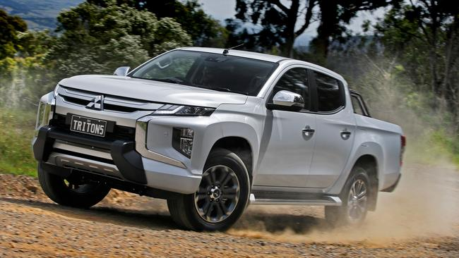 The Triton's new tougher styling is sure to win over buyers.