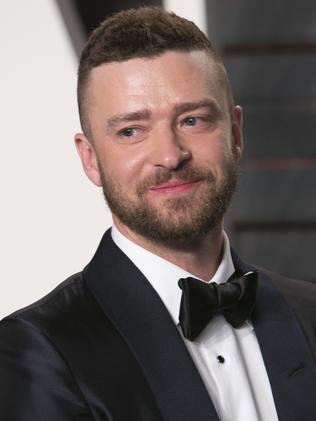 Timberlake feels 'guilty' over the scandalous photos. Picture: AFP Photo/Adrian Sanchez-Gonzalez