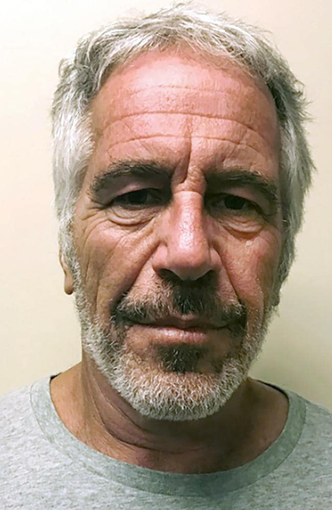 Jeffrey Epstein was found dead in his New York jail cell in August.